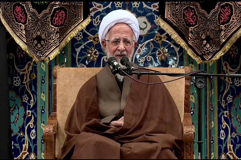 """کشور را فقط حسین بن علی """"علیهما السلام"""" حفظ کرده است!"""