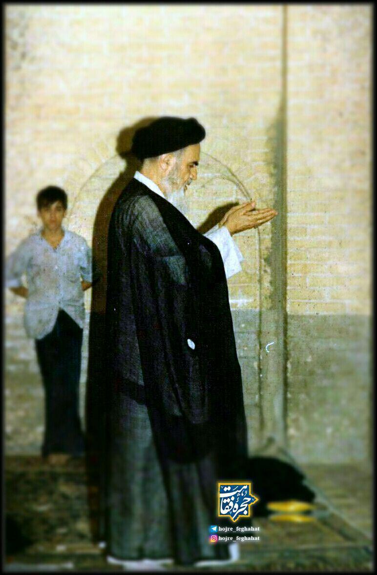 اهتمام امام خمینی به زیارت جامعه کبیره