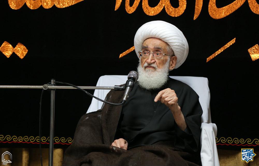آیت الله نوری همدانی: صوفیه دشمنان اهل البیت علیهم السلام هستند و سارق روایات آن بزرگواران