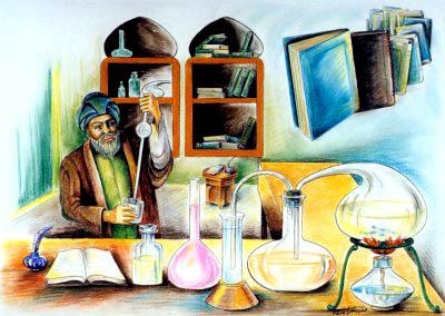حکایات علماء | عالِمی که به دنبال علم کیمیا بود و عاقبت تنگ دست شد!