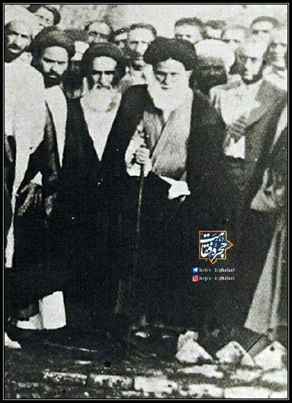 خواسته های پنجگانه مرحوم آیت الله حاجاقا حسین قمّی از دولت ایران