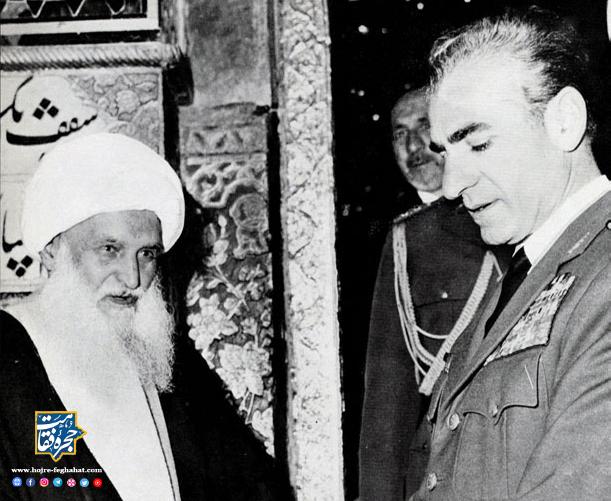 آیا حاج میرزا احمد کفایی [فرزند آخوند خراسانی] موافق با رژیم پهلوی بود؟!